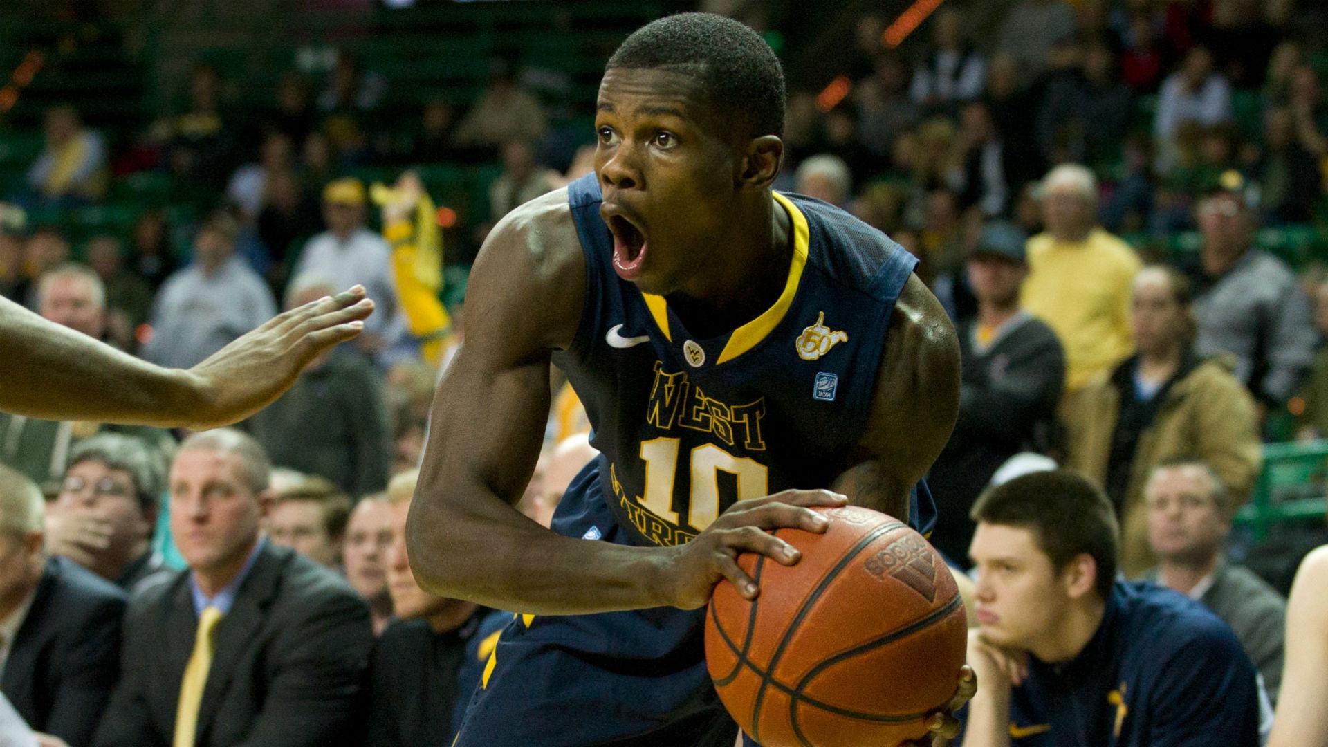 Michigan State suspends guard Eron Harris after OWI arrest