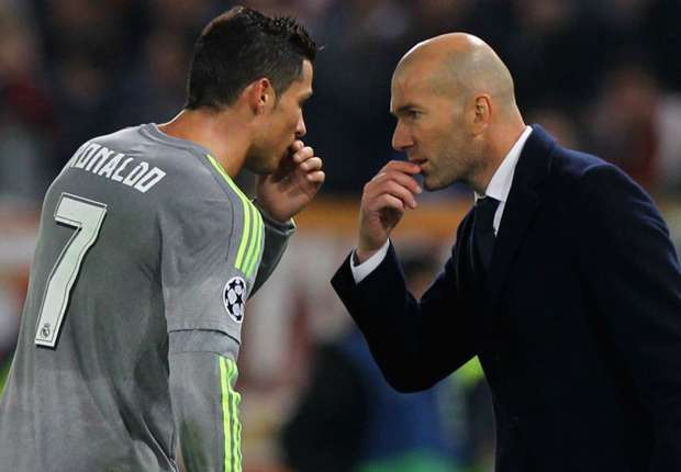 I know when to shut up - Zidane explains key to Real Madrid success