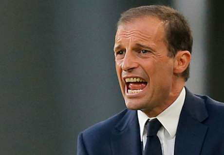 Allegri concern over expectations
