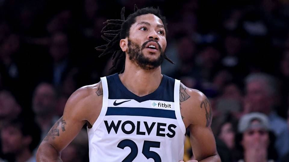 72396ef99 Timberwolves injury updates  Derrick Rose