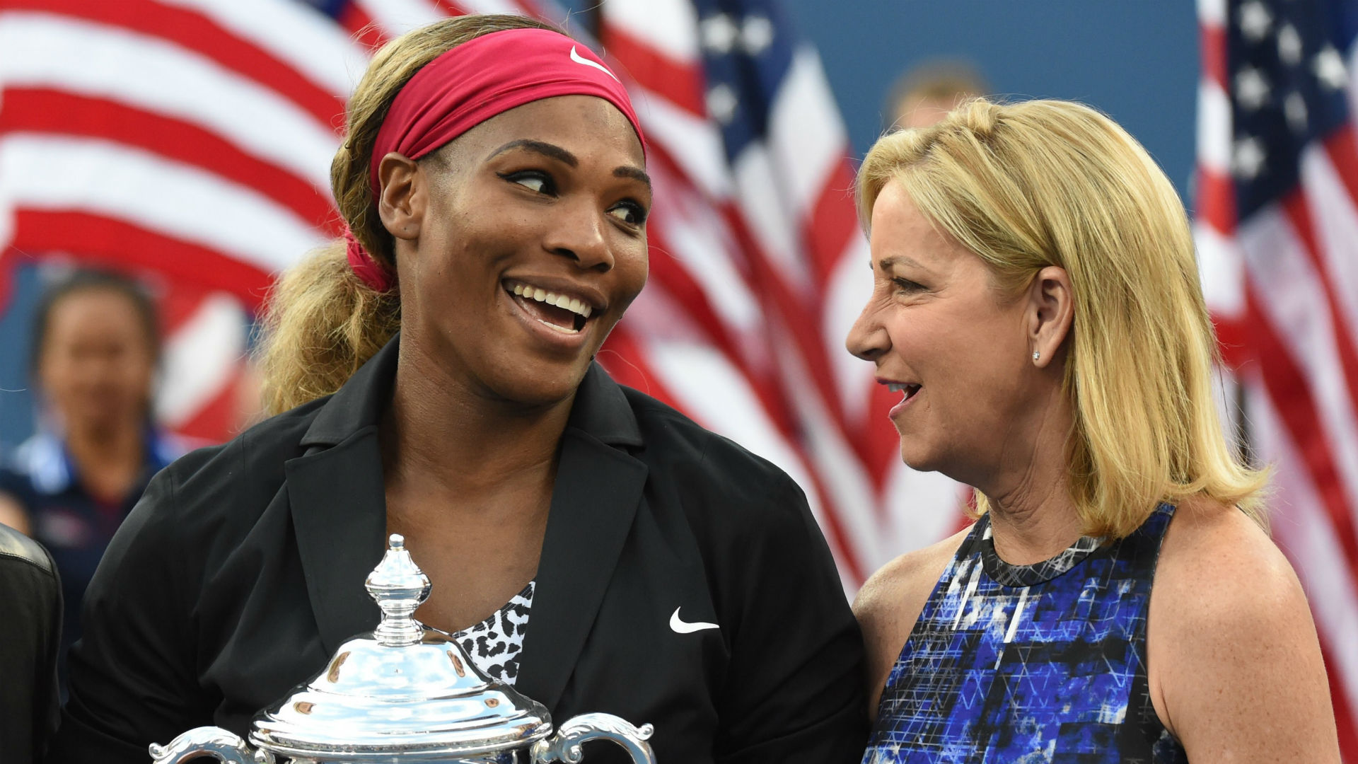Serena Williams s slow starts draw criticism from Chris Evert