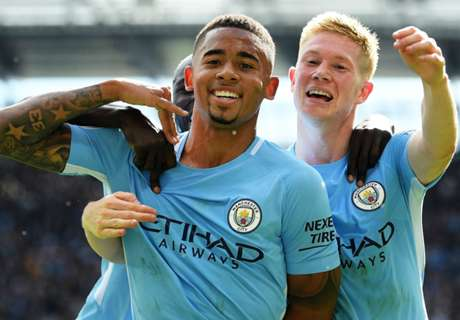 Deadlier than Lukaku: Gabriel Jesus' superb stats