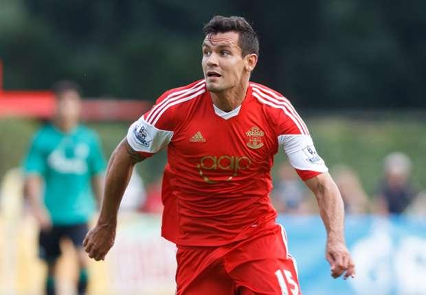 Southampton defender Dejan Lovren