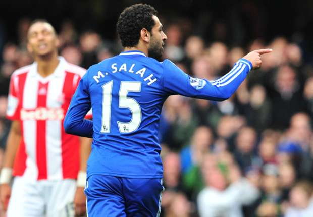Salah earns Mourinho praise after Stoke strike