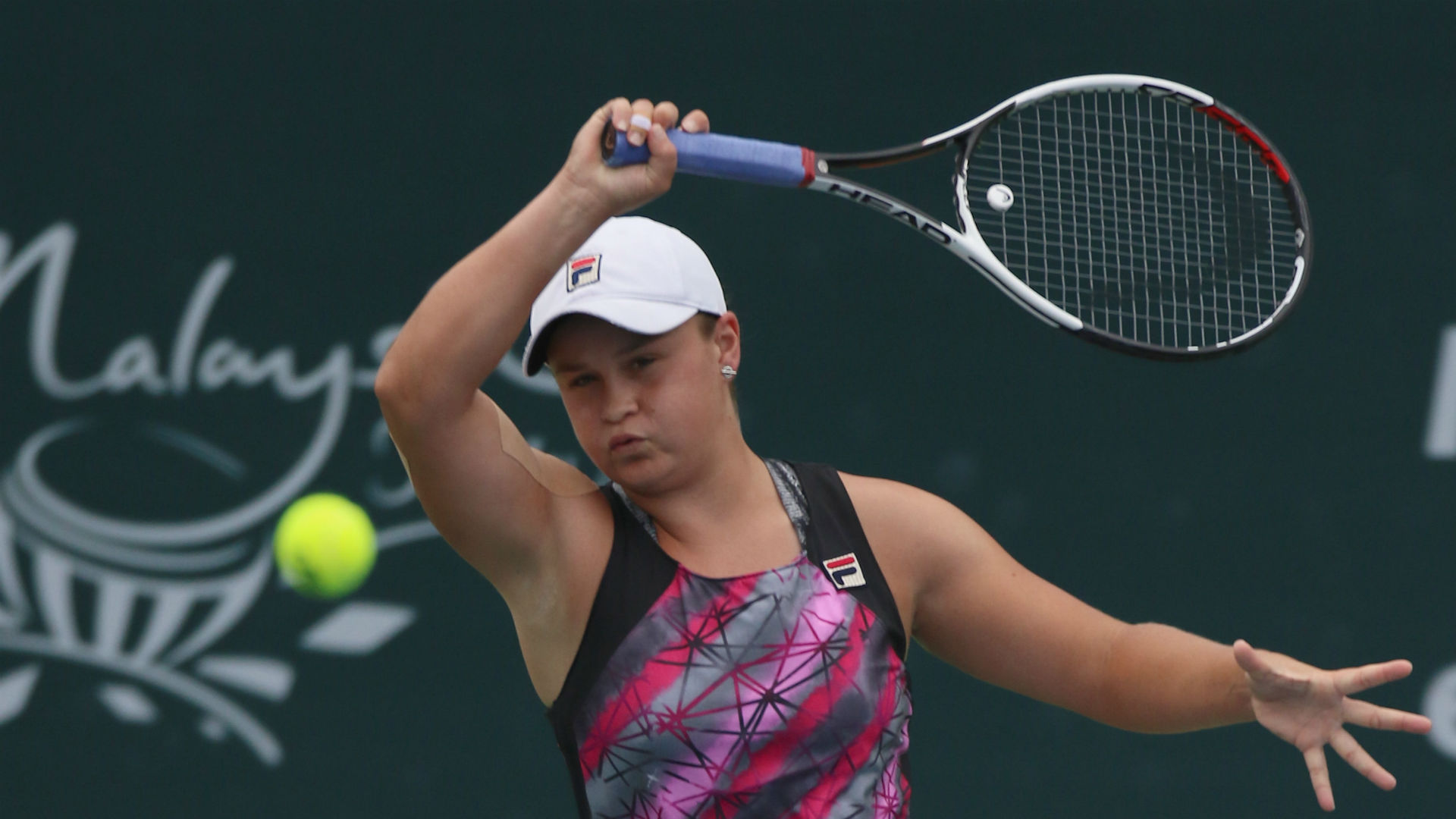 Malaysian Open goes to qualifier Barty