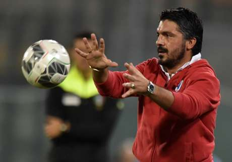 Gattuso: Milan role not a step back