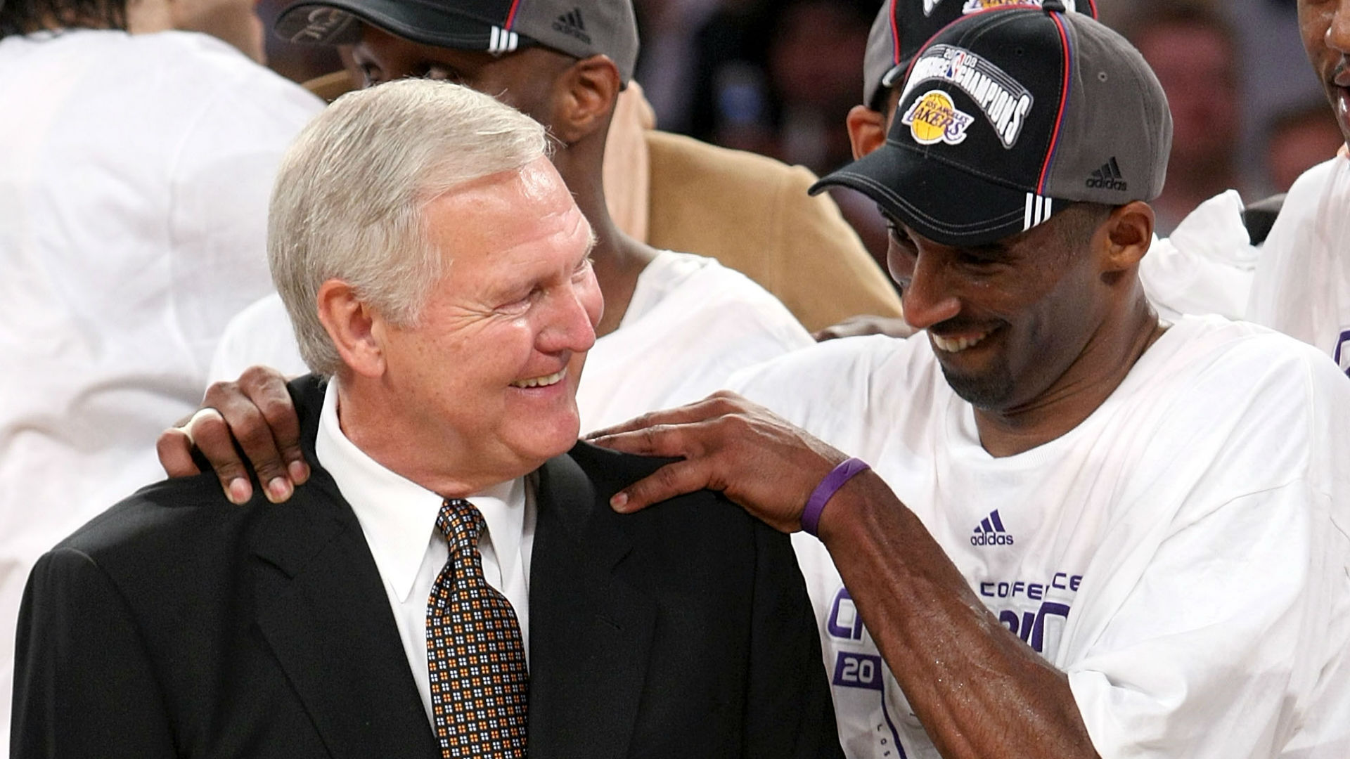 Jerry West still can t believe no one else drafted Kobe Bryant in