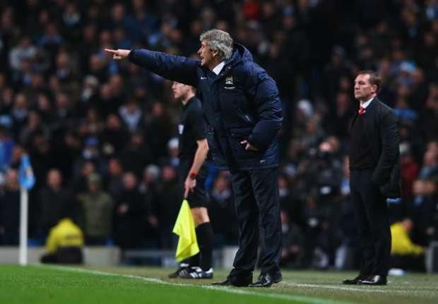 Manchester City busca seguir de racha ante el Crystal Palace