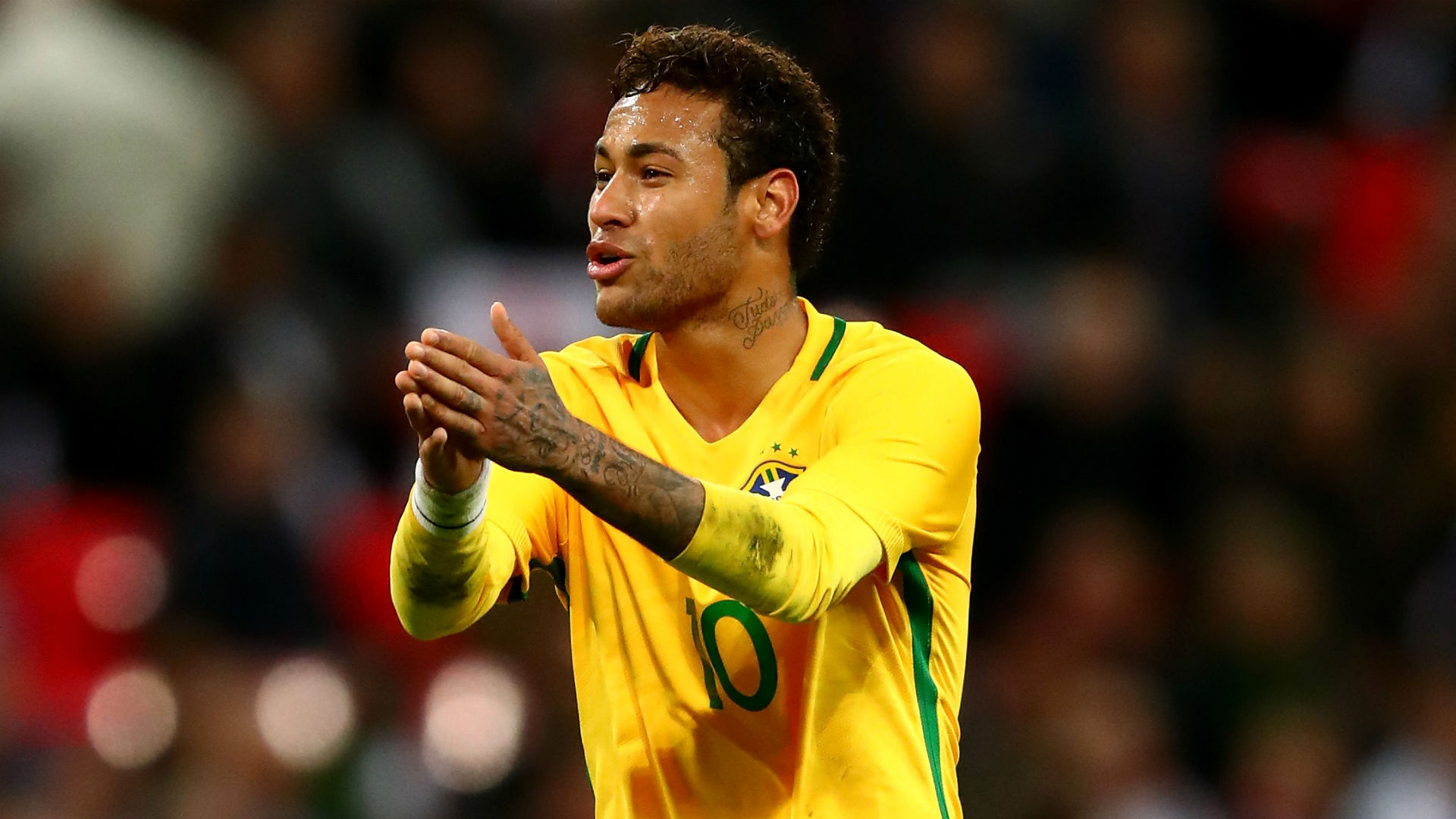 Neymar admits to 'fear' as he chases World Cup dream