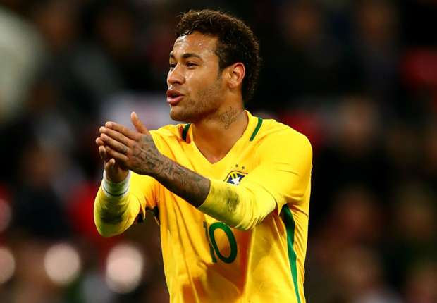 Neymar set to return from injury against Croatia