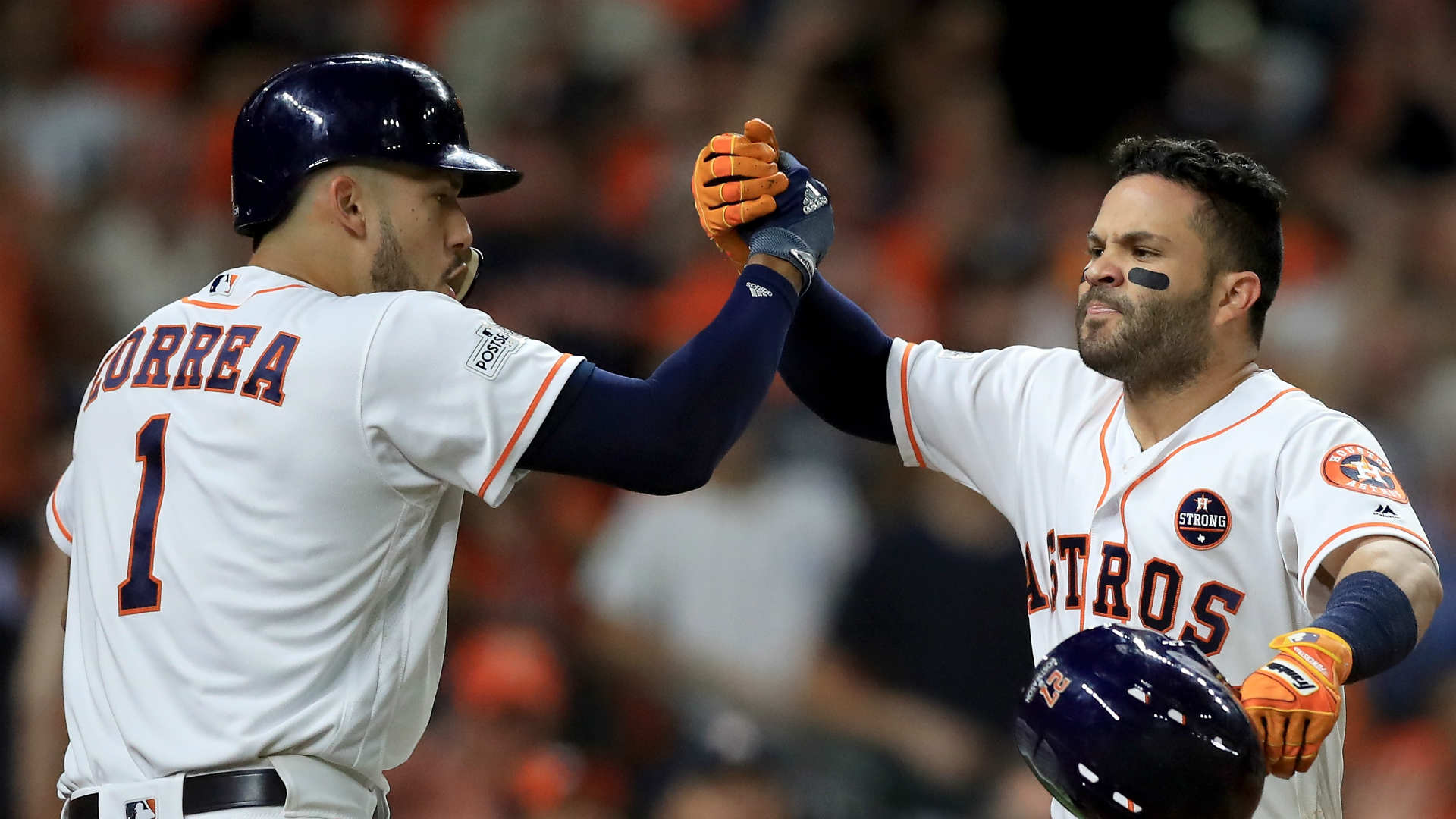 Astros advance to World Series after taking Yankees in Game 7