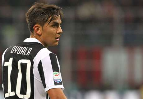 Allegri plays down Dybala-Messi comparisons
