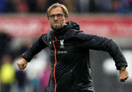 Klopp pleased with second half
