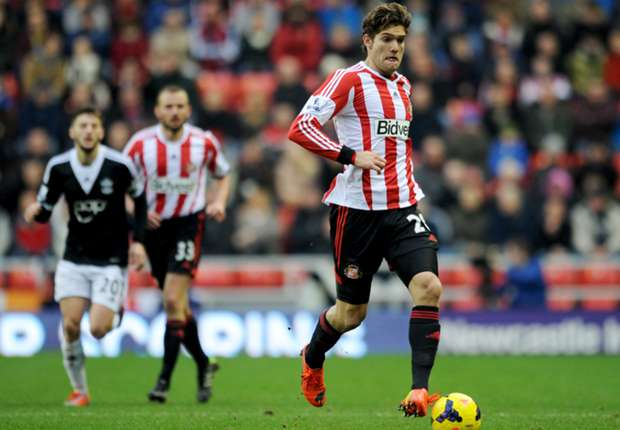 Marcos Alonso unsure of Sunderland future
