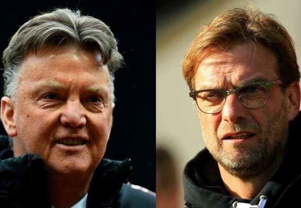 Klopp lauds Van Gaal ahead of Anfield blockbuster