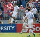 United States 6-0 Cuba: Dempsey hat trick