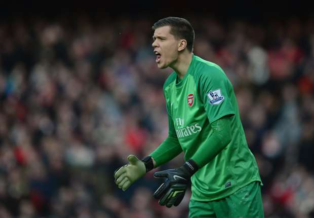 Szczesny: This is the best Arsenal side I've played in