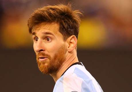 'Messi will return for Argentina'