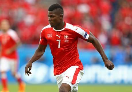 Embolo eyes Sane partnership