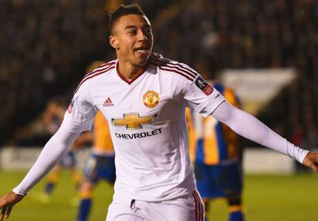 RATINGS: Shrewsbury 0-3 Man United