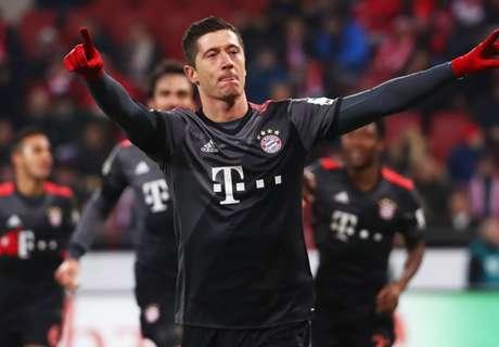 Bayern Rebut Kembali Puncak Klasemen