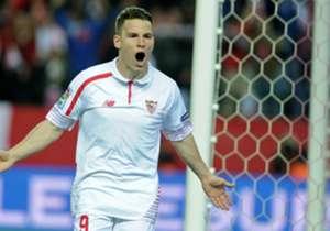 Sevilla no pierde contra el Celta y Gameiro vuelve a marcar en la vuelta de semifinal de la Copa del Rey