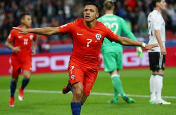 Arsenal's Alexis Sanchez named in latest Chile squad