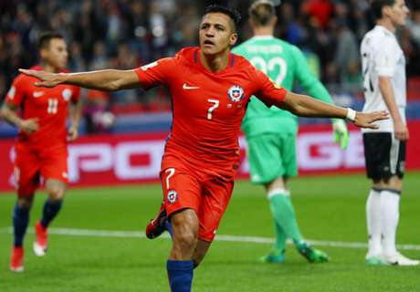 Alexis Sanchez named in Chile squad