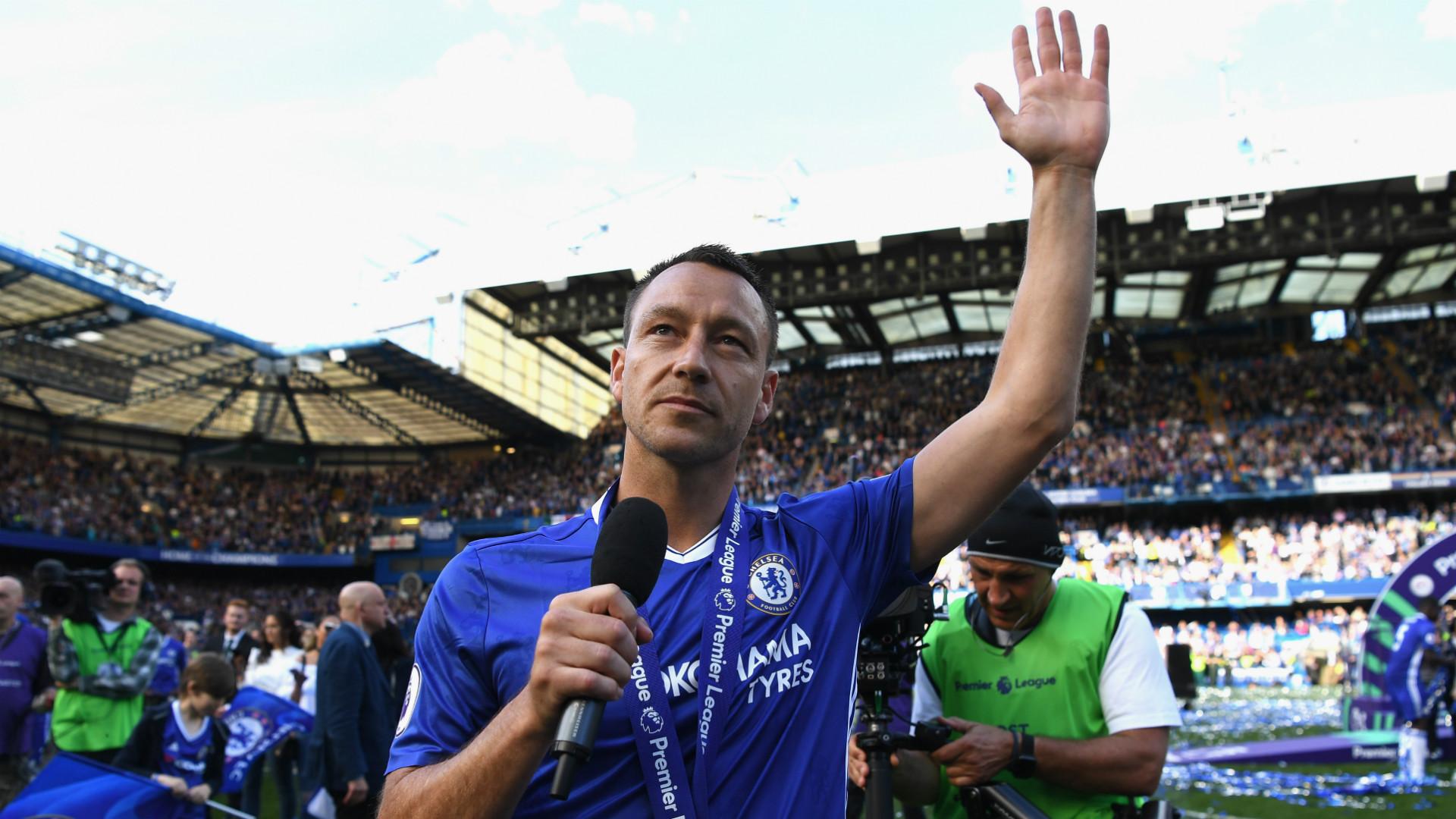Pundit slams Terry's Chelsea send-off as