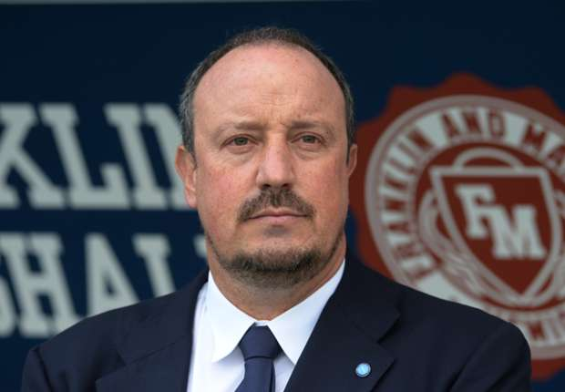 De Laurentiis will give Benitez time to win trophies at Napoli