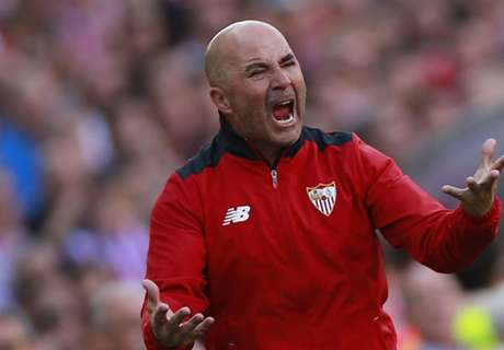 Sampaoli: Sevilla title tilt over