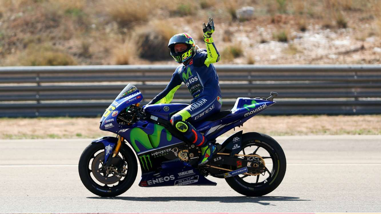Talks over Rossi's Yamaha future not expected until June