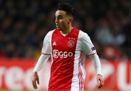 Ajax's Nouri collapses during match