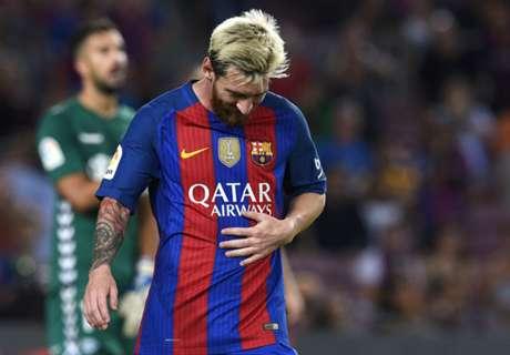 'Messi injury doesn't matter to Barca'