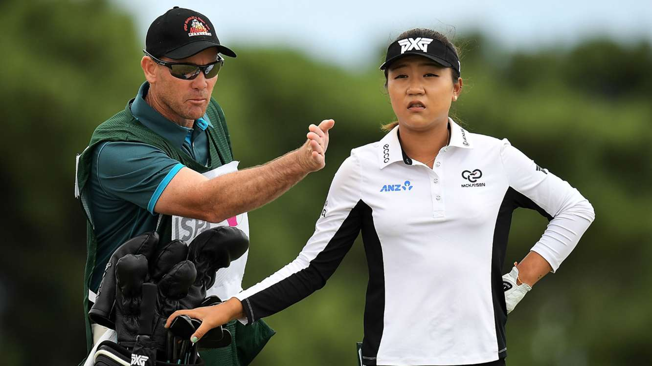 Lydia Ko's ninth fired caddie says LPGA star needs to 'wake up'