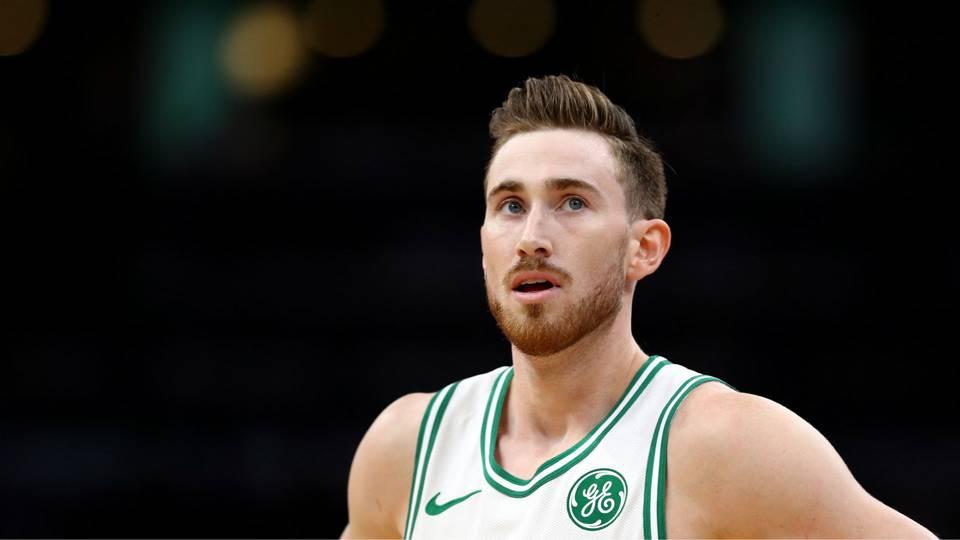 Celtics forward Gordon Hayward booed in return to Utah  2d3e73df0