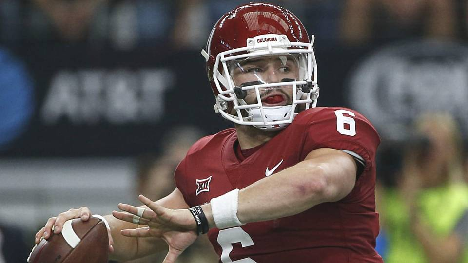 Image result for baker mayfield