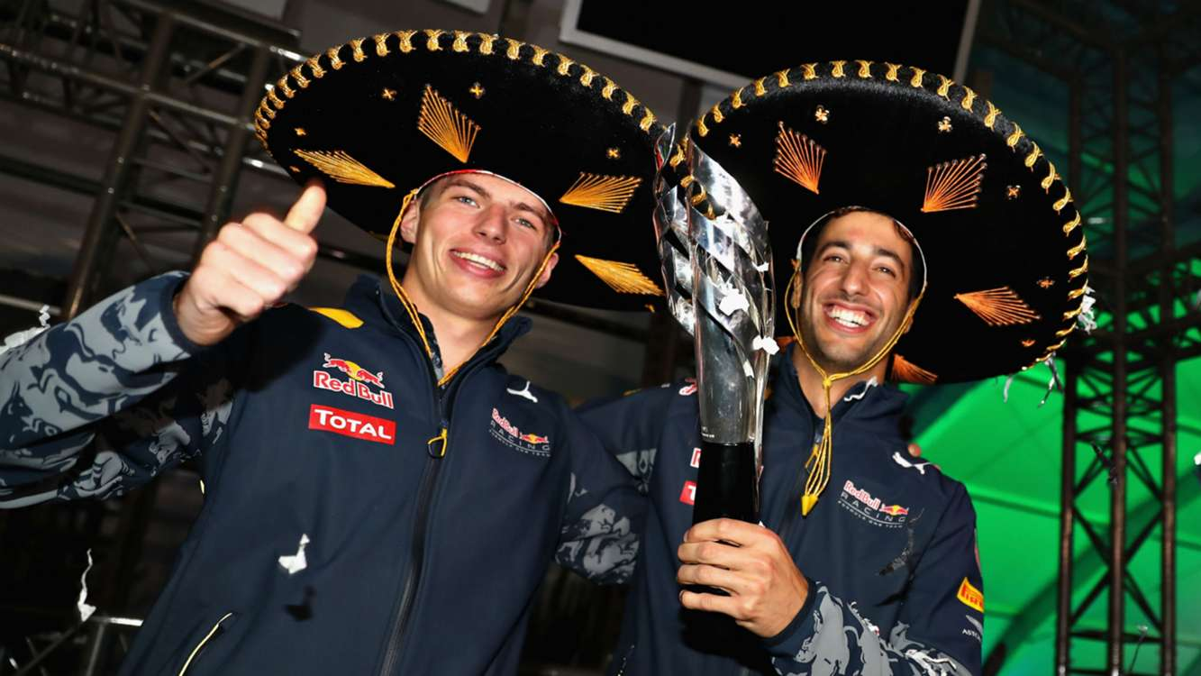 Details revealed about Ricciardo-Verstappen relationship