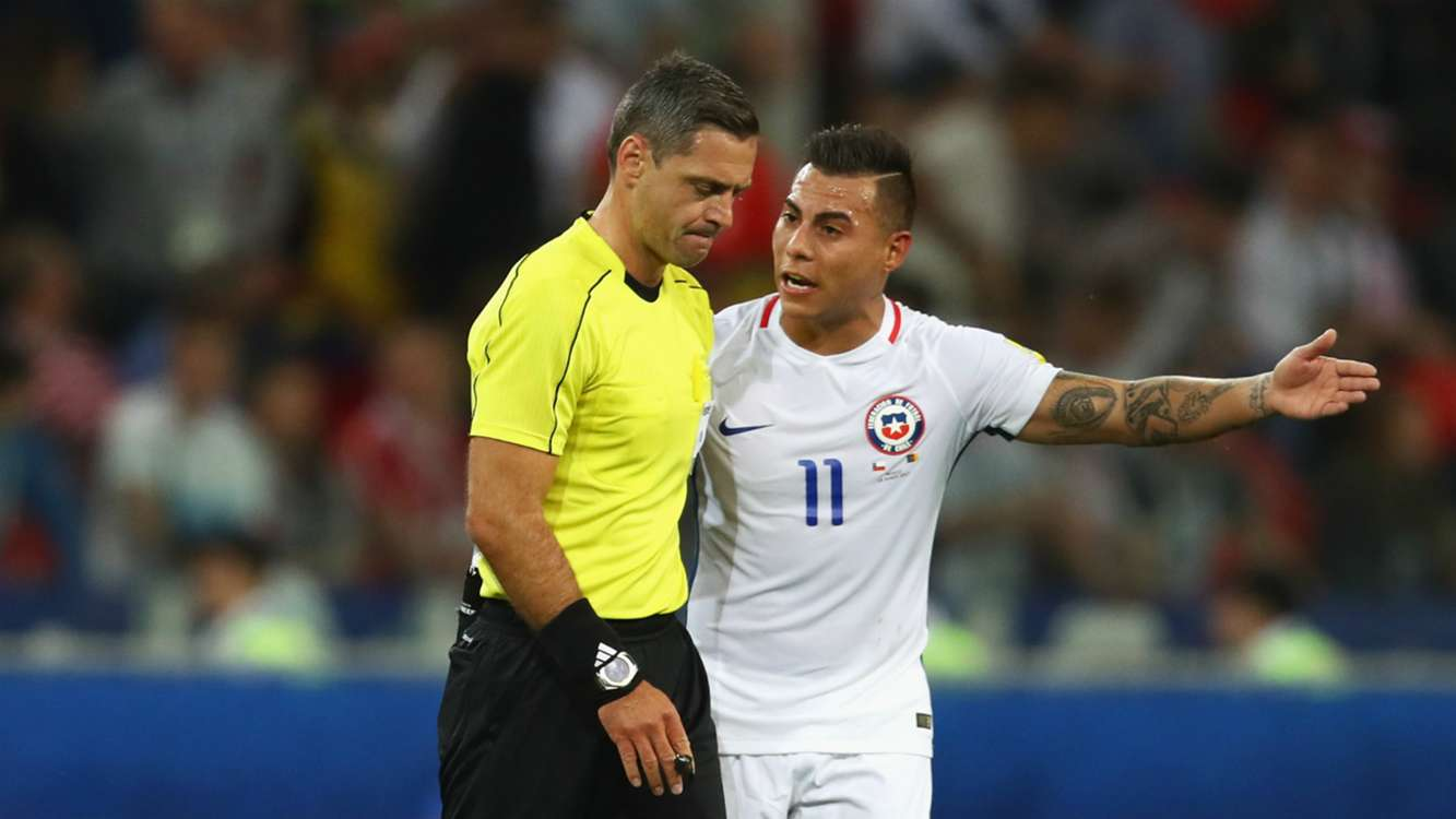 WATCH: VAR controversy mars Chile's win over Cameroon