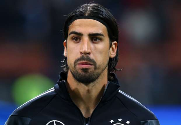 Khedira resumes training with Real Madrid first team