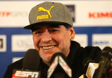 Maradona to become ambassador