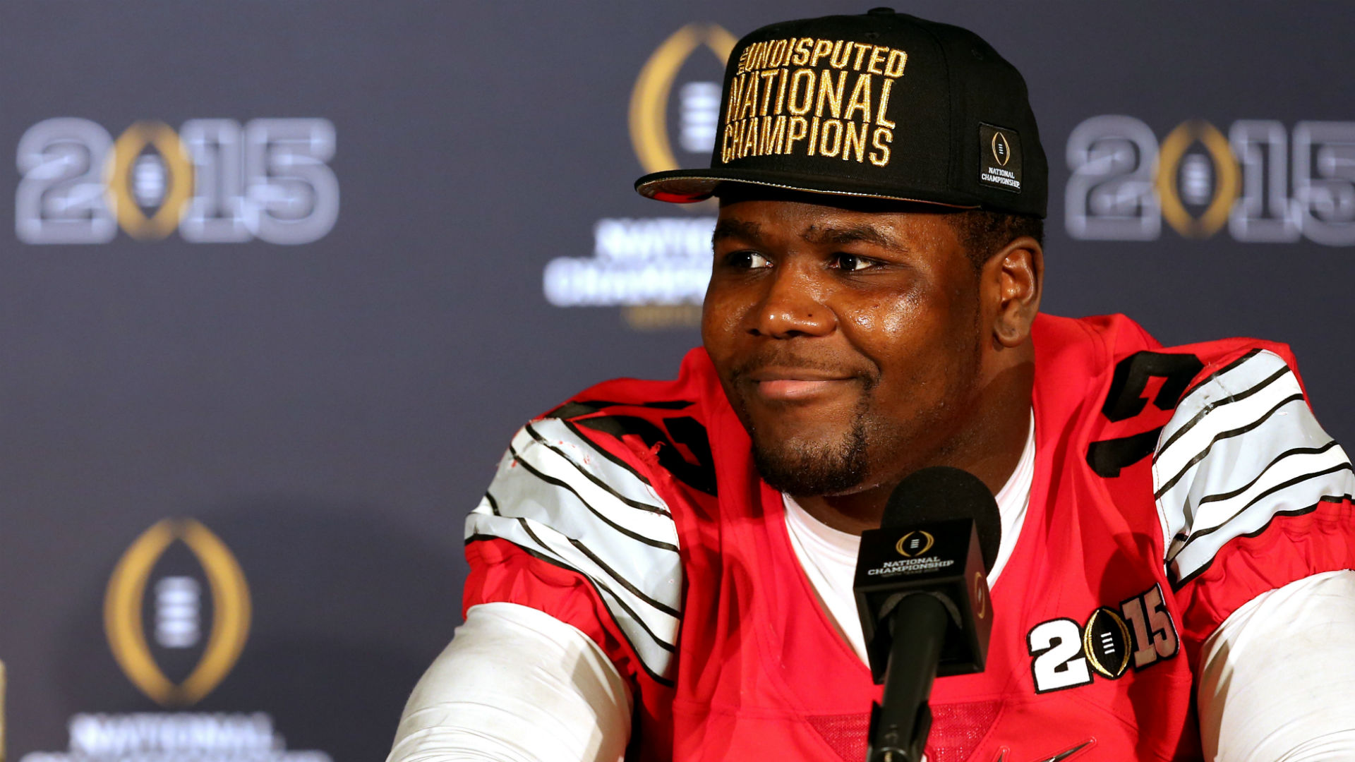 Ohio State QB Cardale Jones