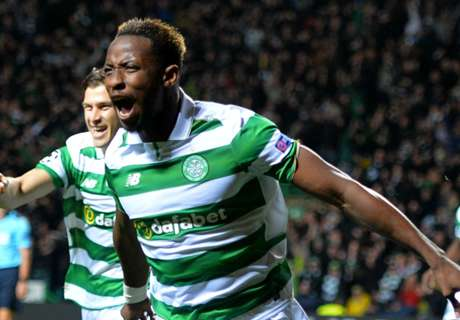Dembele earns Celtic battling point