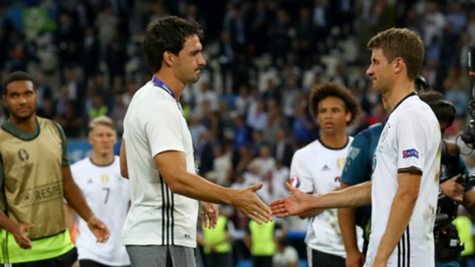 'France defeat felt like s***' – Hummels says World Cup success failed to make up for Euro 2016 exit