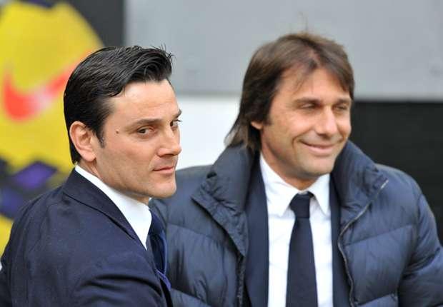Fiorentina deserved draw against Juventus, says Montella