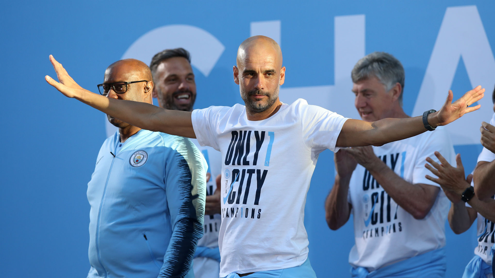 Guardiola: Not a disaster if Man City do not win Champions League