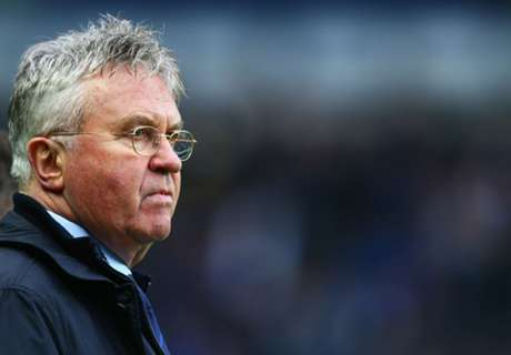 Hiddink: Chelsea using basic skills