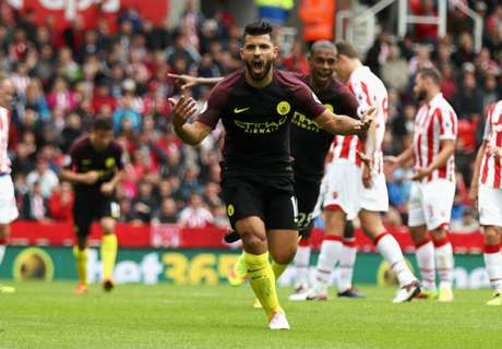 Aguero: I'm not competing with Ibra