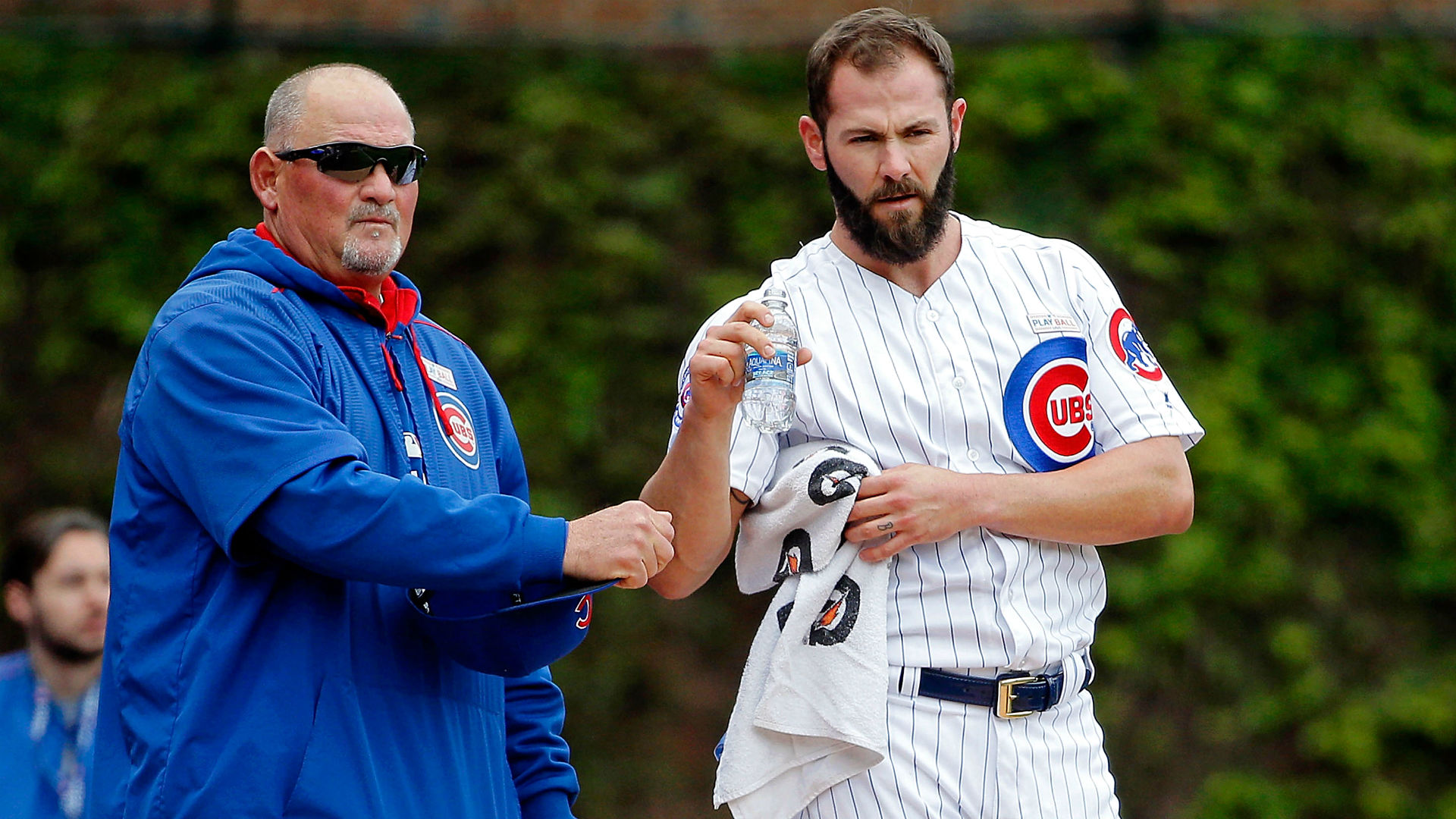 Cubs Fire Pitching Coach Chris Bosio