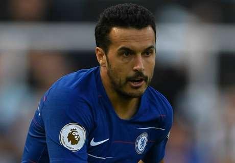 Sarri: Pedro injury probably not serious